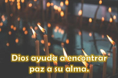 Imágenes de luto cristianas