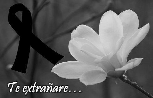 Imágenes de luto para Facebook