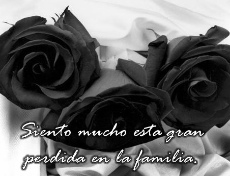 Lindas Imagenes De Flores Negras De Luto Para Compartir Imagenes