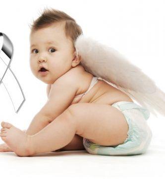 Imágenes de luto de bebés