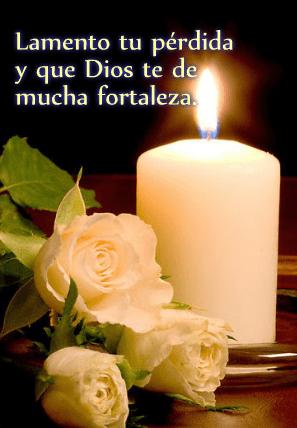 Imágenes De Luto Con Frases Para Un Amigo De Condolencias