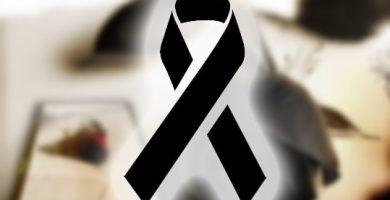 fotos de listones de luto