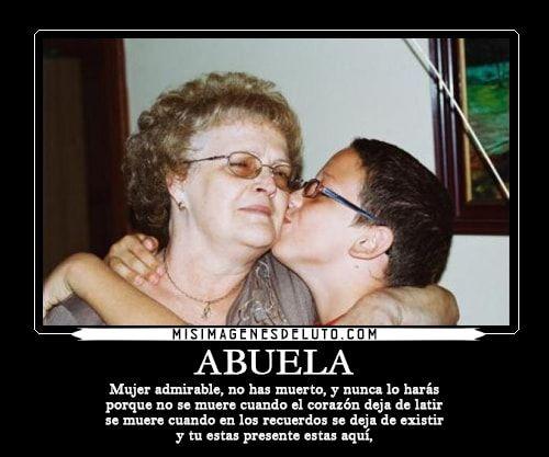 frases de luto para mi abuelita