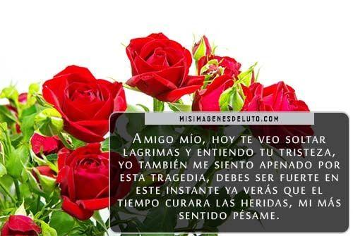 imágenes de flores para luto