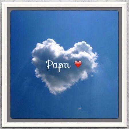 Yo Te Amo Papá, y Nunca te Olvido