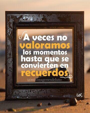 valorar momentos
